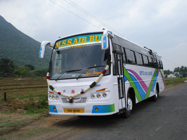 Mettur Bus Services Ac Deluxe Coach Buses Ac Sleeper